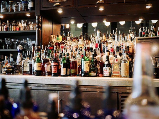 Her finder du en bar i Odense
