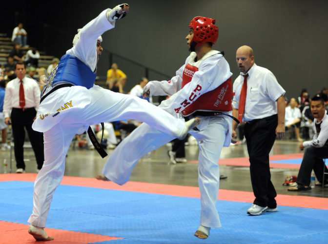 Ko Tai-Joeng en alsidig taekwondo udøver